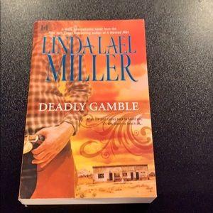 Deadly Gamble Book